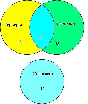 Геометрическая схема, с помощью которой можно изобразить отношения между подмножествами, для наглядного представления.
